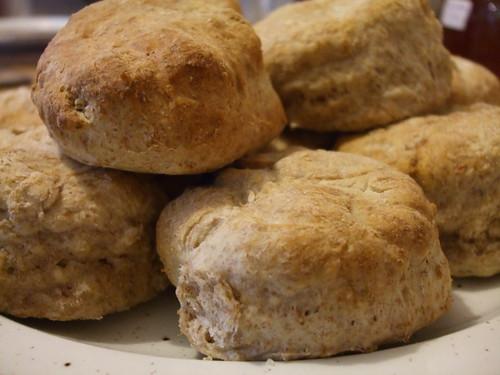 Buttermilk Breakfast Buns