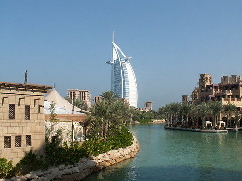 Burj Al Arab - Madinat Jumeirah - Dubai