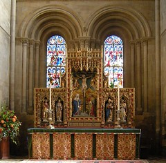 Christ Church - Altar