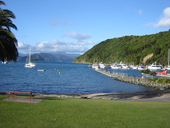 Picton and Queen Charlotte Sound