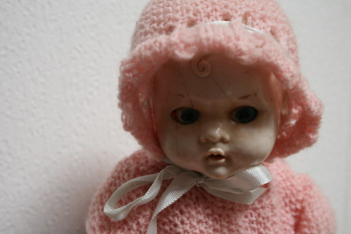 Monday: Creepy Doll
