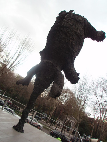 El Gran elefante erguido de Miquel Barceló
