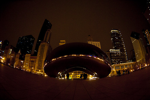 Earth Hour Chicago 2010