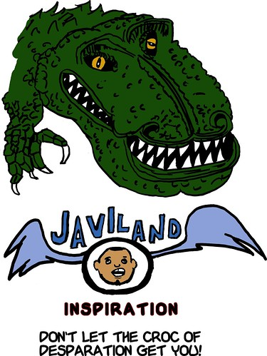 Javiland inspired artwork