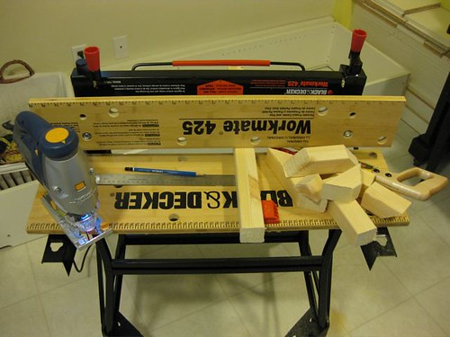 Work Bench with Work