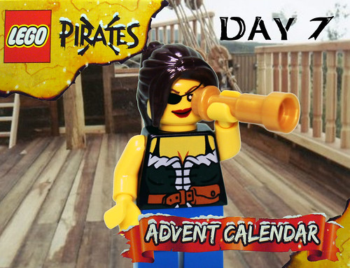 Pirate Advent Calendar Day 7