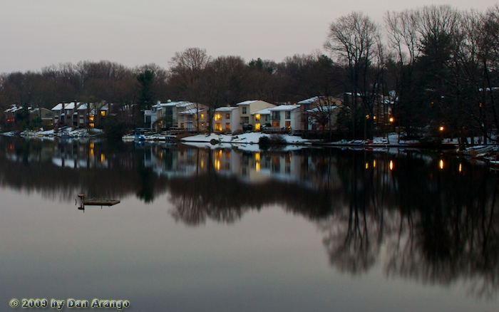 Winter Lake Anne