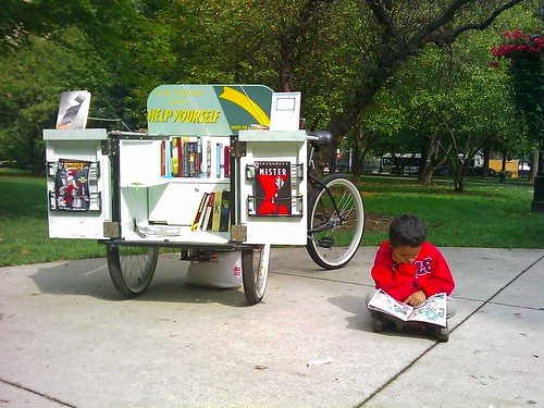 washington_square.jpg by The Book Bike.