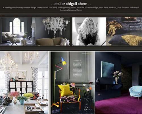 Atelier Abigail Ahern blog