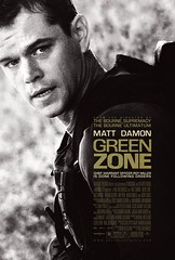 Green Zone cartel película