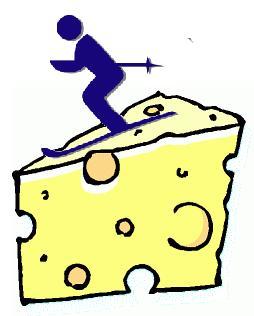 Olympic™ Ski Cheese