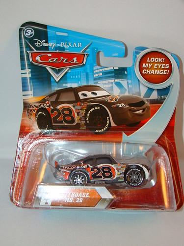 Disney CARS Lenticular Nitroade (1)