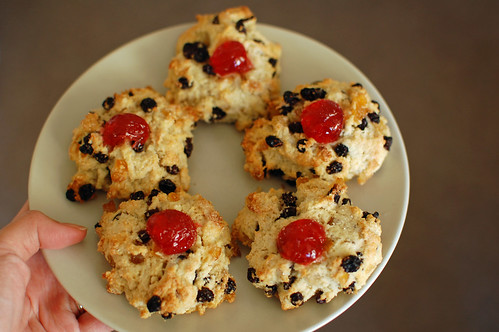 Would you like a rock cake?