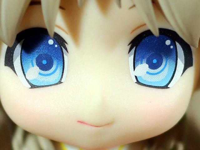 Kud's eyes