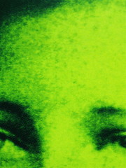 La doppia vita di Rimbaud, di Edmund White, Minimum Fax 2009; progetto grafico di Riccardo Falcinelli, alla cop.: [da Corbisimages.com: portrait of Arthur Rimbaud; data dello scatto: ca. 1860s-1880s] © Bettmann/CORBIS, (part.), 1
