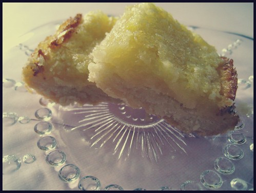 Gramma Rhetta's Lemon Bars