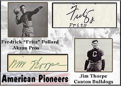 Pollard & Thorpe Cut Signature