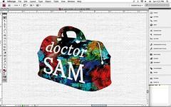 Postcard: Dr. Sam