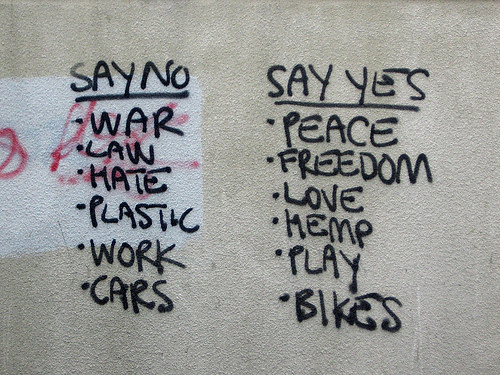Say Yes No