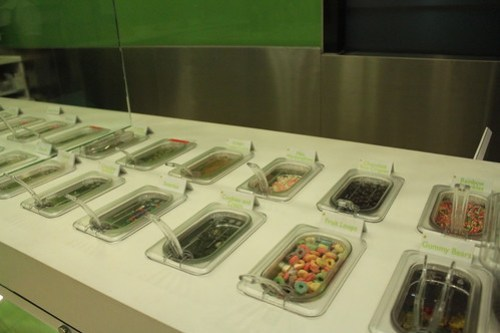 Toppings at Qoola