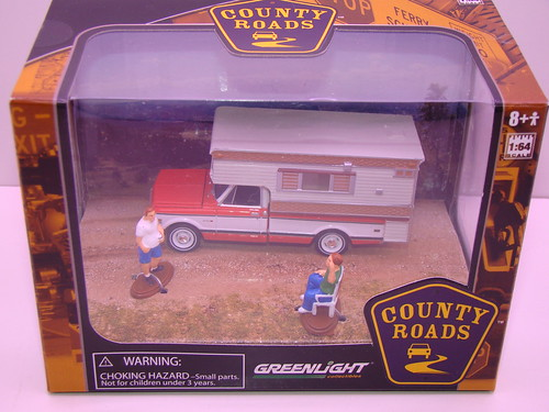 greenlight County Roads diorama (2)