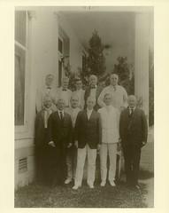 Wilson's Cabinet in 1916