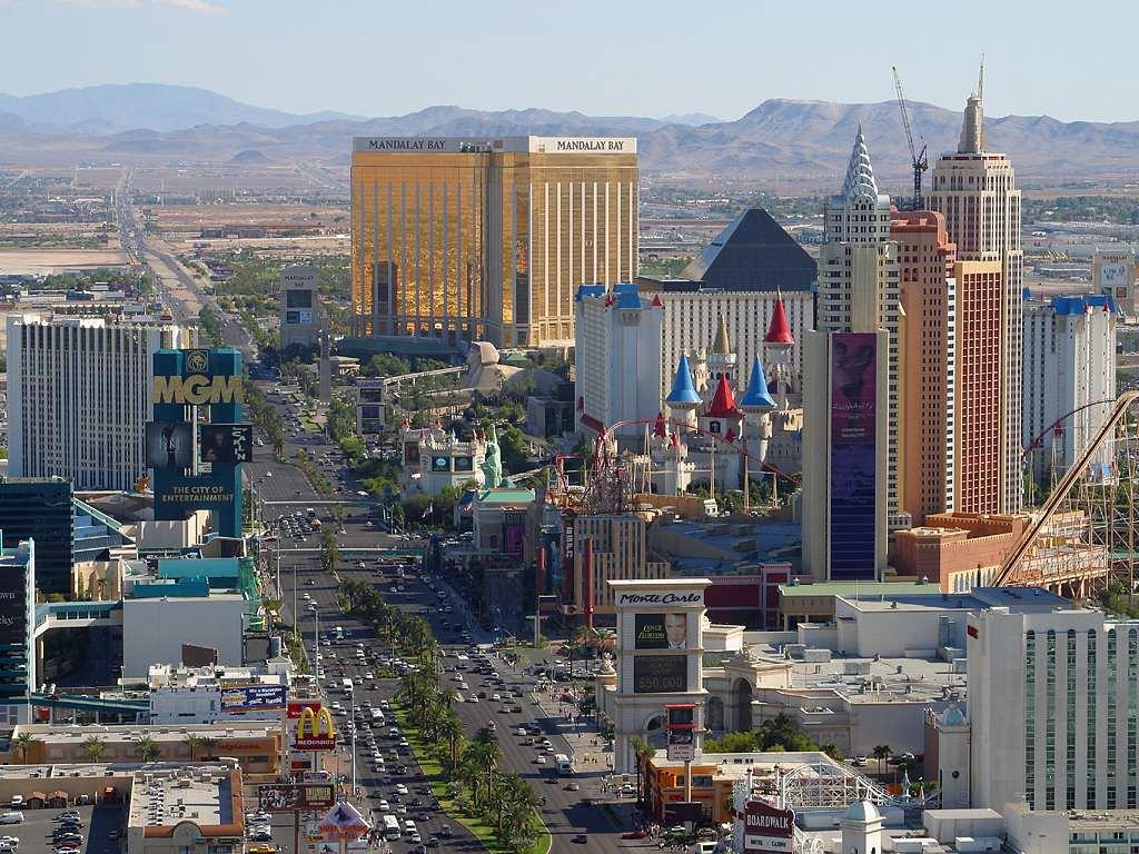South End Las Vegas Strip