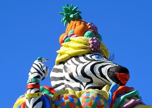 SoCo zebra II