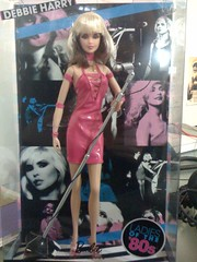 Debbie Harry Barbie Doll