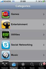 NFB iPhone Application