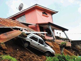 derrumbe terremoto