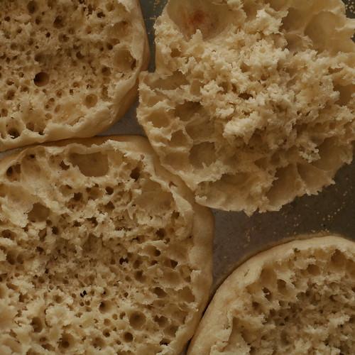 English Muffin Strata