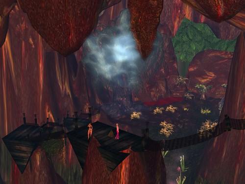 Bliss Gardens Park-Dream Walker Cavern 2