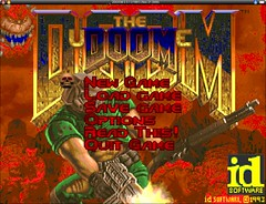 ZDoom running DOOM