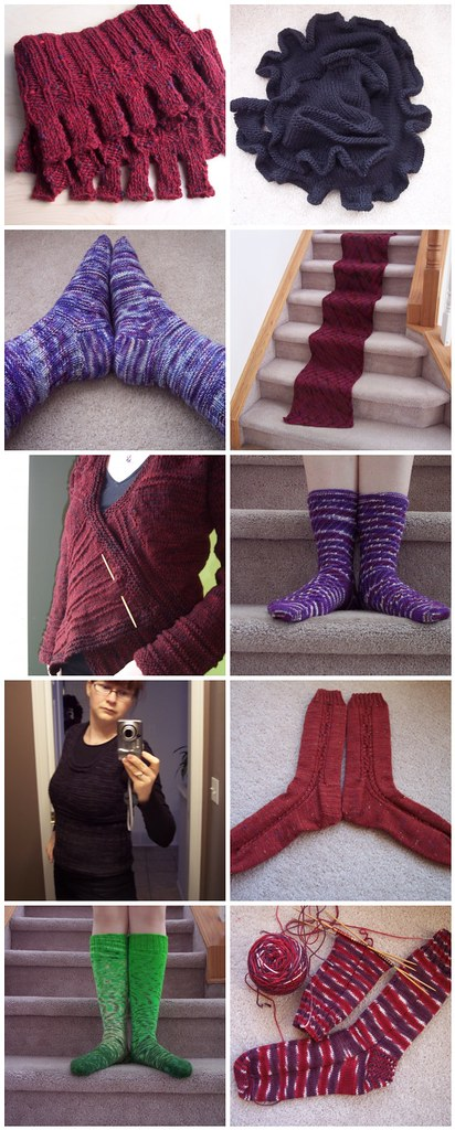 2009 knitting