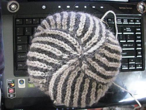 Azora Felted Brim Hat