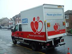 Iveco Blood Van