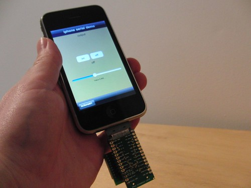 iphone serial communication | Conversations with spaces