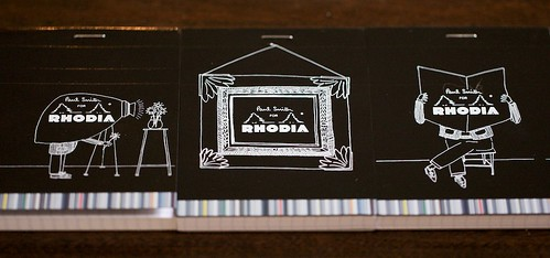 Rhodia Pad no 12, Paul Smith
