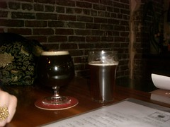 wheat wine and dubbel