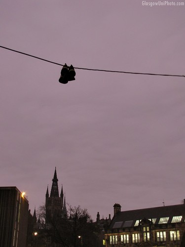 New Pair of Shoes (On A Wire)