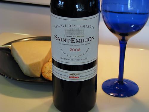 2006 J. Calvet Reserve Des Remparts Saint-Emilion