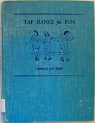 Book cover Tap Dance for Fun