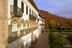 Roncesvalles - Museo, blblioteca y casa prioral