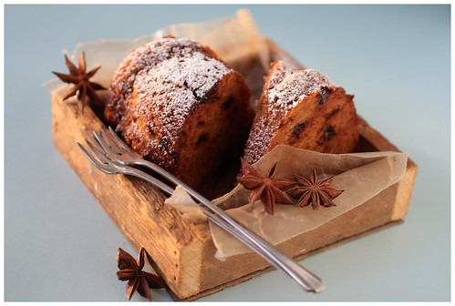 Winter Harvest Bundt Cake