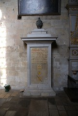 Dinan - Basilique St-Sauveur - Cenotaaf Du Guesclin