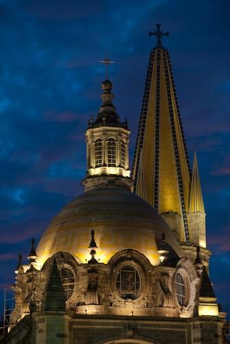 Torre y Cupula de Catedral