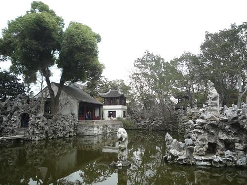 Lion's Garden, Suzhou