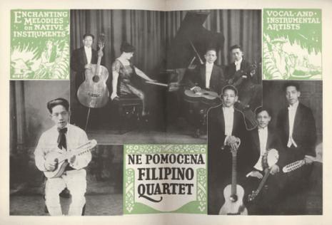 Ne Pomocena Filipino Quartet