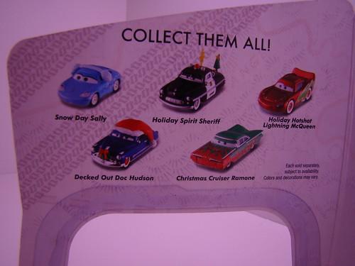 Disney CARS Storytellers snow day sally (2)